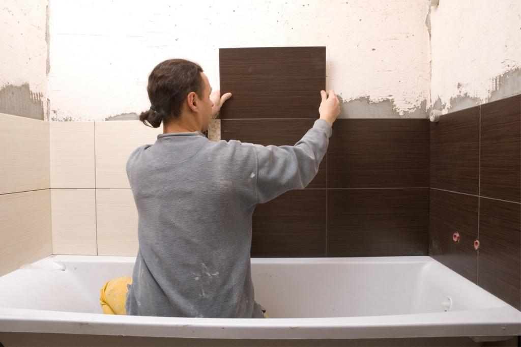 Как правильно сделать ремонт ванной своими руками